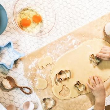 子どもとのお菓子作りがラクに、楽しく! 貝印「リトルシェフクラブ」から製菓アイテムが新発売