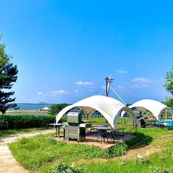 葛西臨海公園内ソラミドバーベキューで「春のBBQプラン」がスタート!キッズBBQセットも登場