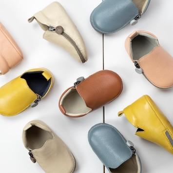 赤ちゃんの靴問題を解決! ベビーシューズ「Bukubeebaby」がMakuakeで先行販売中