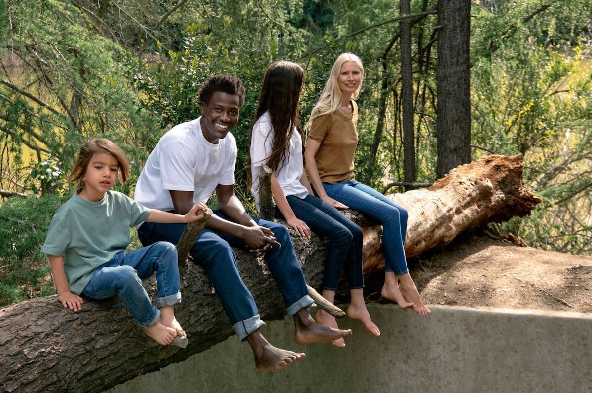 家族でできるSDGs。Gapのサステナブルコレクション「GENERATION GOOD」に注目