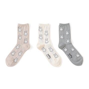 みんなが大好きなミッフィーが靴下に! ミッフィー ×靴下屋コラボは5/17発売開始