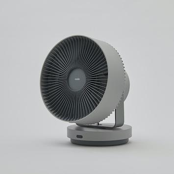 家の空気をきれいに! 空間除菌ができるcadoのサーキュレーター