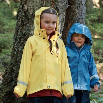 フィンランド発「Reima(レイマ)」のキッズレインウェア。今だけの梅雨キャンペーンを開催中