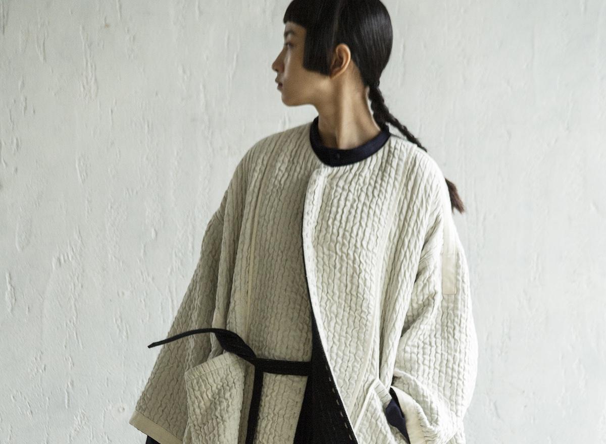 上質な日常着を展開するHaaT。特別展示「EVERYTIME」を東京、大阪にて開催中