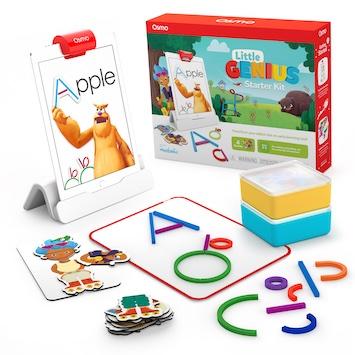 """先進の知育玩具「Osmo(オズモ)」。子どもが触れる""""はじめてのデジタル学習キット"""""""