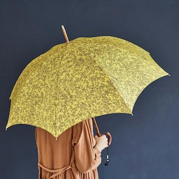 イデーショップ ヴァリエテ 渋谷店で「イイダ傘店 秋の傘展 」開催。10/8から11/3まで