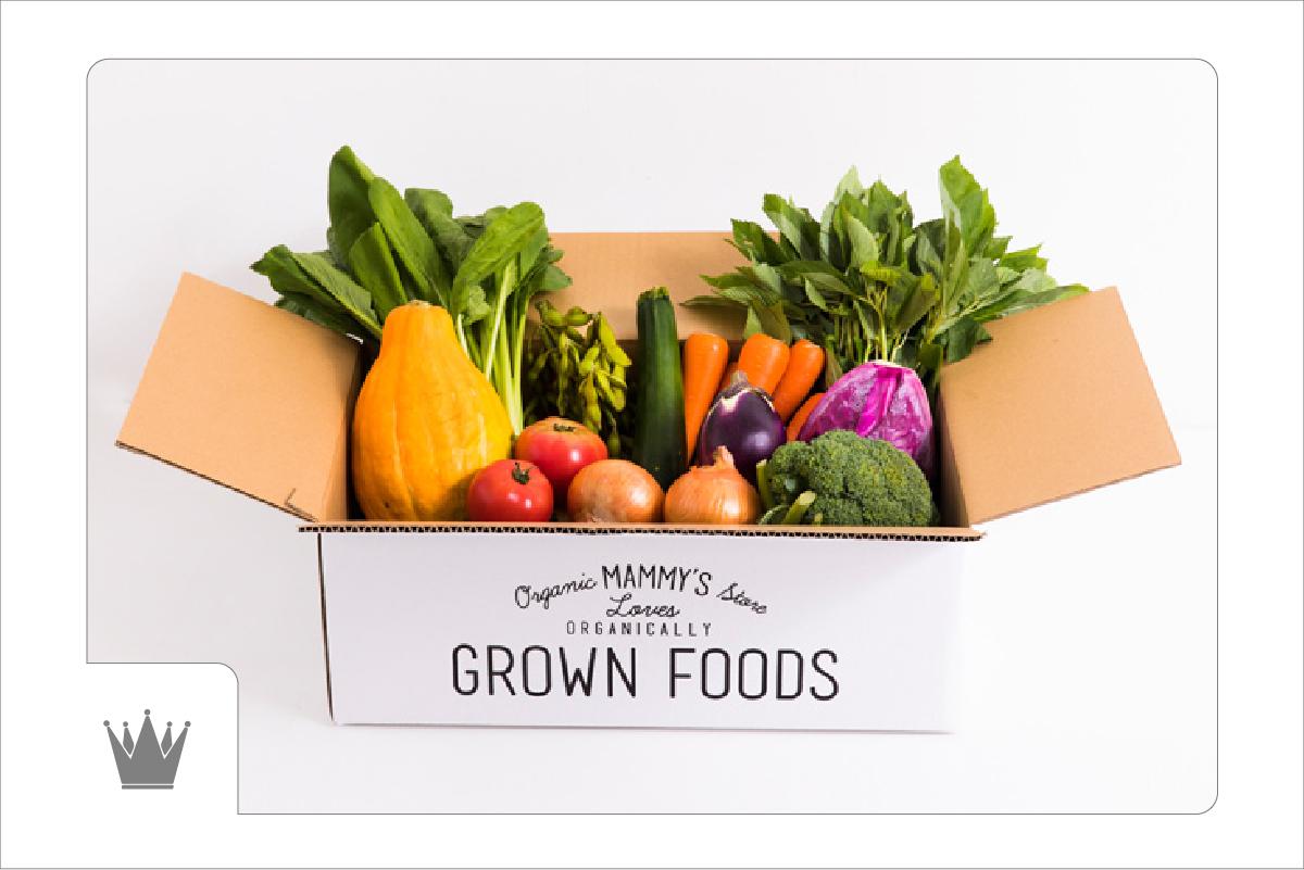 今はじめたい宅配サービス7社【オーガニック編】無農薬野菜に有機食材…安心安全な食をサポート