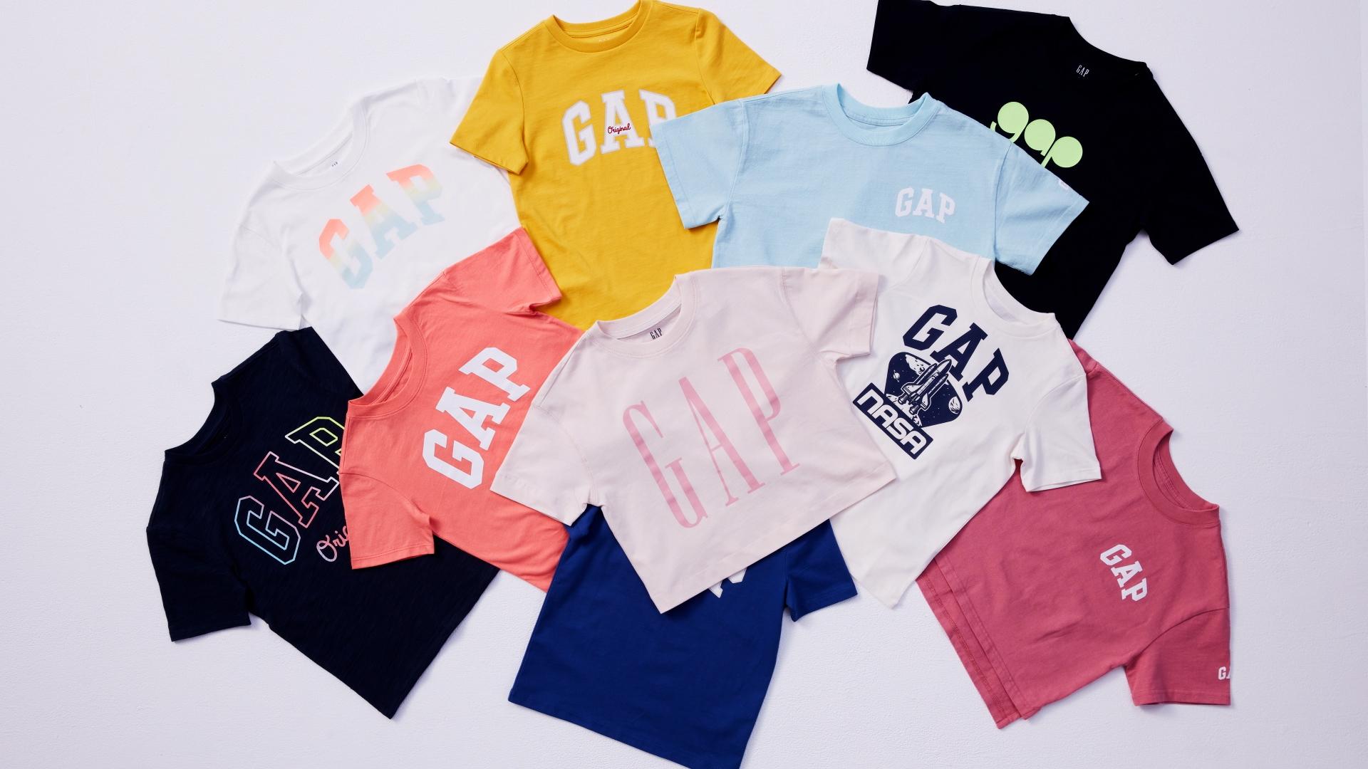 GAPストアでイベント開催!思い出のTシャツでアップサイクル体験【Fasuメンバー限定】