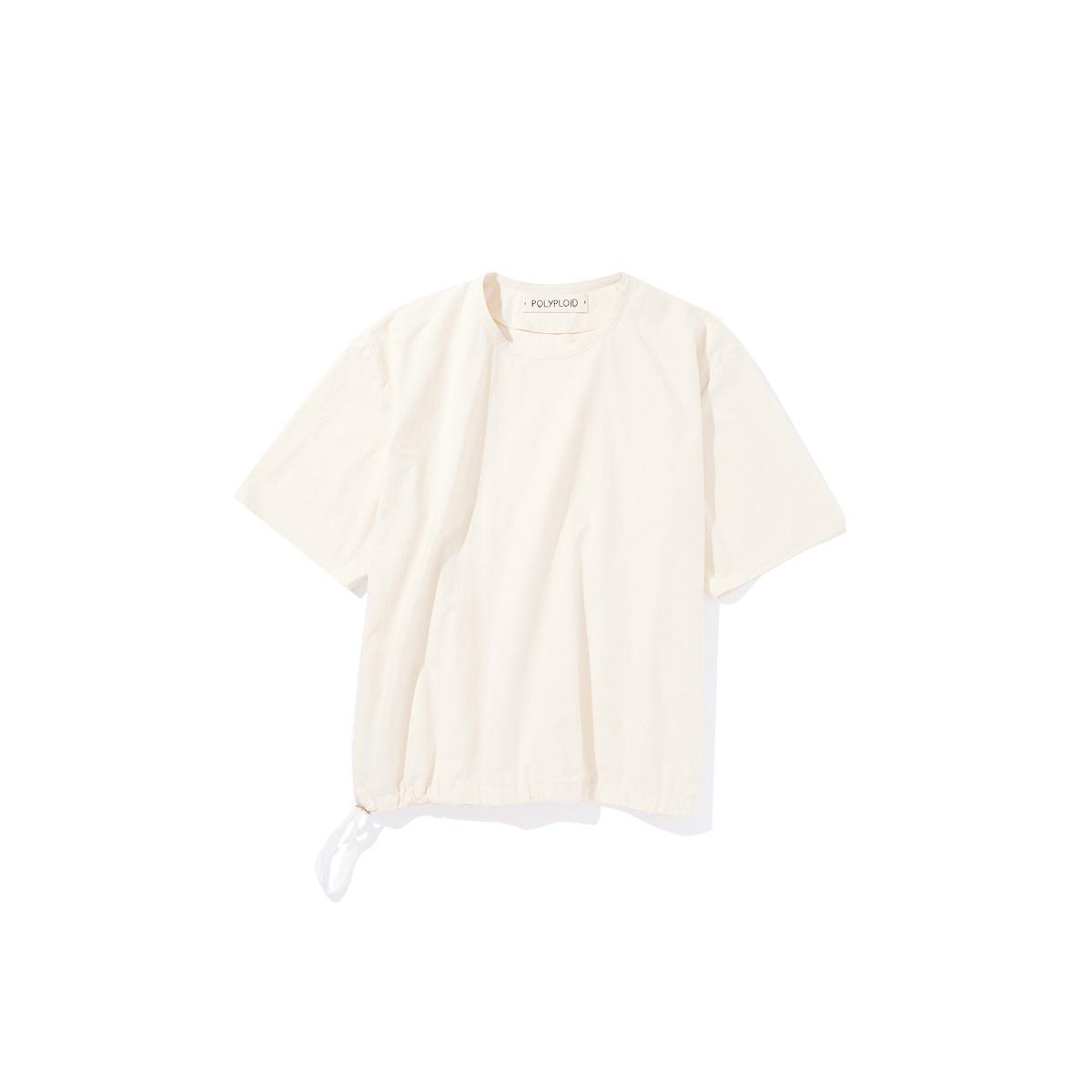 ドイツ発のユニセックスブランド〈ポリプロイド〉Tシャツ