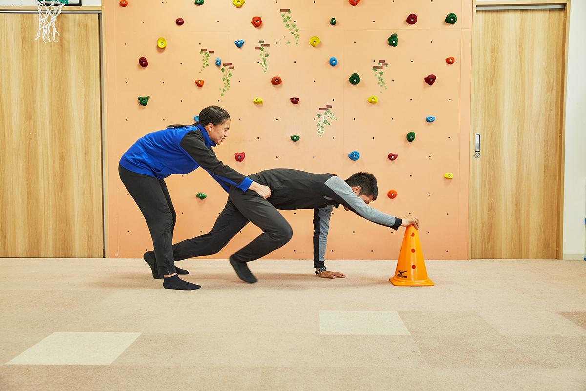 ミズノ プレイリーダー直伝、子どもの運動能力・思考力・伝える力を伸ばす、運動あそび