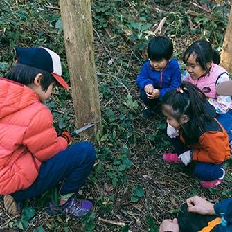 木を使った時計を作り&東京で山を学び木こり体験!「ていねいな買い物教室」プレイベントレポート