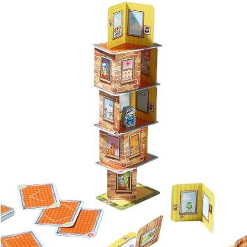 【GAME1】必要なのは集中力。5歳から大人までハラハラドキドキのバランスゲーム