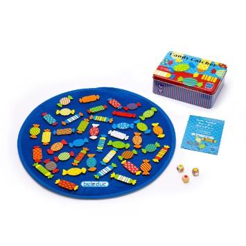 【GAME2】ドイツの有名教材メーカーが開発。大人の脳トレにも効く、キャンディ型の色探しゲーム