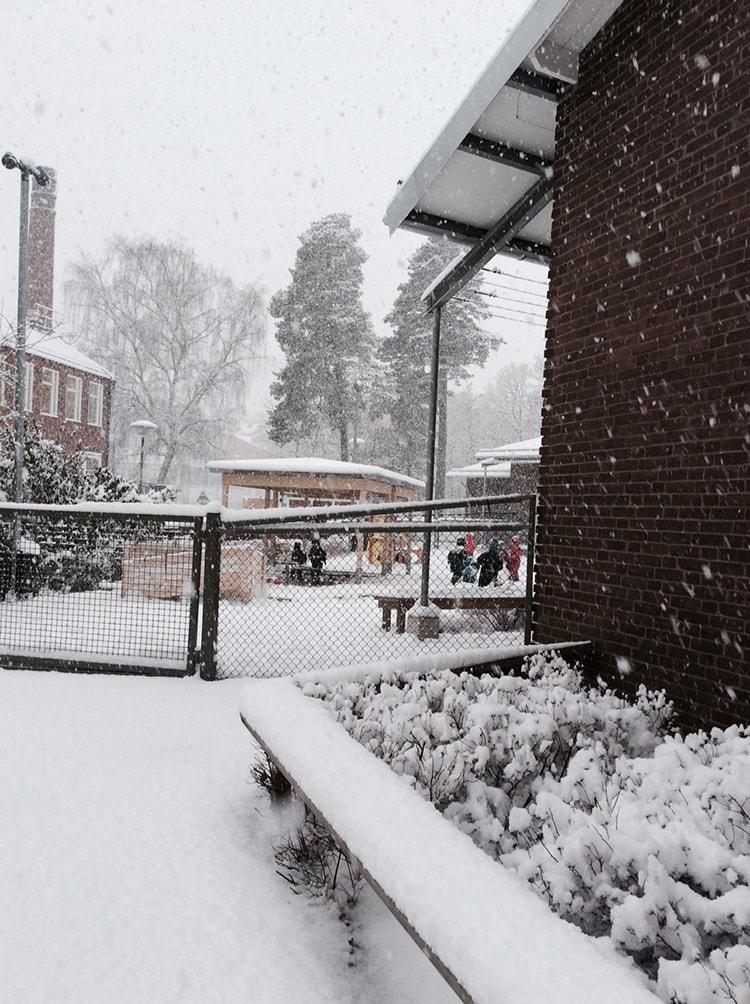 第1回:山野・アンダーソン・陽子より<br />「スウェーデンの朝は息子の正しい防寒着選びから始まります」
