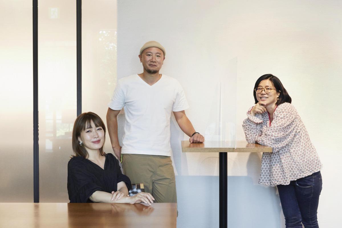 左から:坂本美雨さん、幡野雄一さん、中村茜さん。三者三様の視点から「哲学対話」について語り合った。