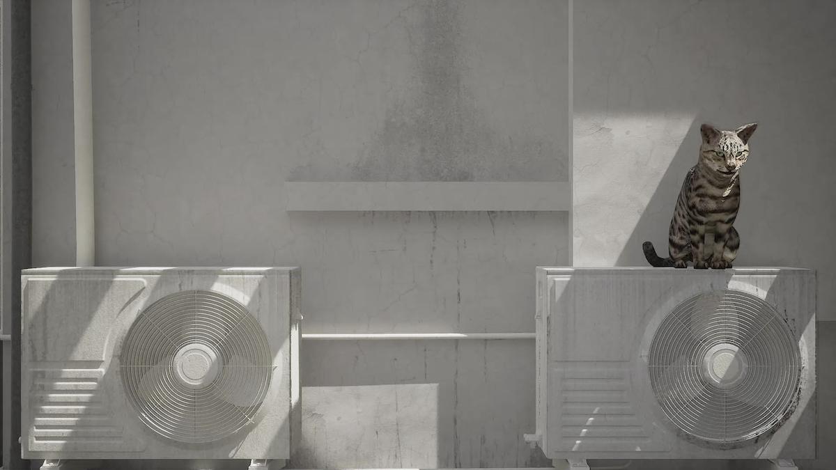 隈研吾×Takram 東京計画2020:ネコちゃん建築の5656原則 2020 ©Kengo Kuma and Associates ©Takram