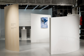 THE NORTH FACE Alterの展示風景