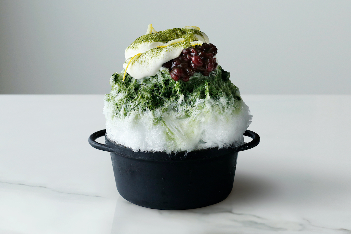 バーミキュラ氷鍋 鶯(うぐいす) ¥1,600
